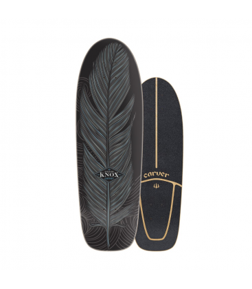 "Tabla Carver 31.25"" Knox Quill Surfskate"