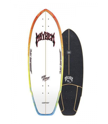 "Tabla Carver x Lost 31"" Rad Ripper Surfskate"