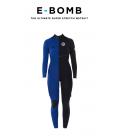 RIP CURL 3/2 E-BOMB 2021 WOMAN SIN CREMALLERA