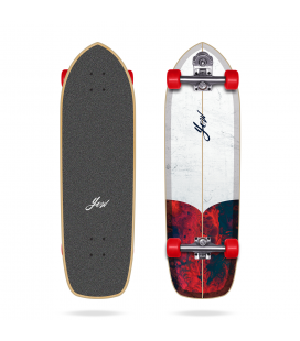 YOW CHICAMA 33″ SURFSKATE