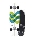 Carver Triton 31″ Signal CX Wide SurfSkate