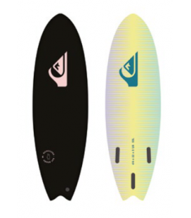 TABLA DE SURF QUIKSILVER BAT SOFTBOARD 66