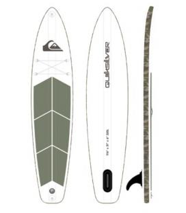 TABLA QUIKSILVER ISUP RACING DRIFT PADDLE SURF HINCHABLE