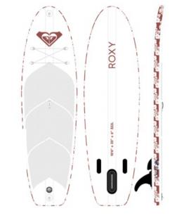 TABLA ROXY MOLOKAI YOGA PADDLE SURF HINCHABLE