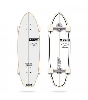 """YOW PYZEL SHADOW 33.5"""" SURFSKATE"""