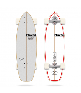 "YOW PYZEL GHOST 33.5"" SURFSKATE"