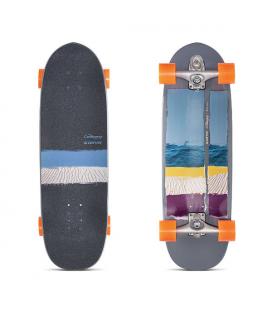 """Carver x Loaded Bolsa 31"""" Longboard Surfskate"""