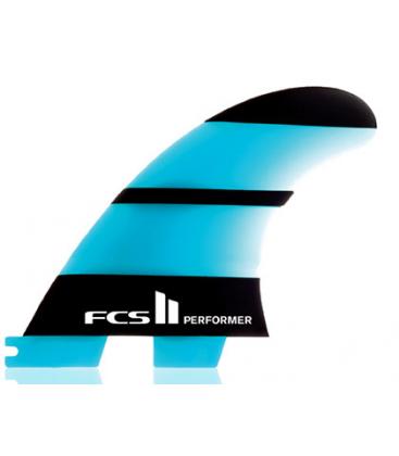 FCS II Performer Neo Glass Tri Set