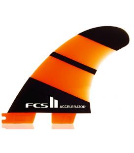 FCS II Accelerator Neo Glass M Tri Fins 2016