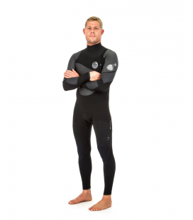 RIP CURL 5/3 HEAT SEEKER 2019 ZIP FREE