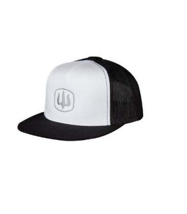 Carver cap gorra color blanco