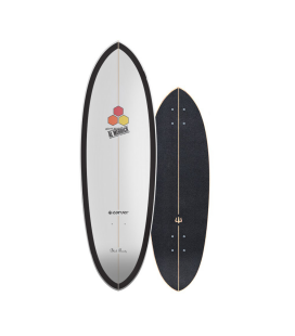 "Carver CI Black Beauty 31.75"" Deck"