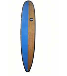 MB Longboard bamboo/ carbón rails