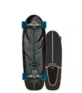 "Carver 31.25"" Knox Quill Surfskate"