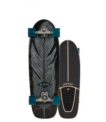 """Carver 31.25"""" Knox Quill Surfskate"""