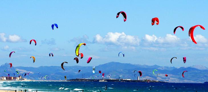 playas kite espana
