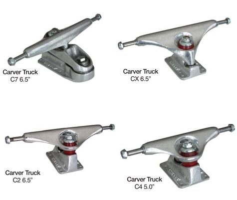 Carver trucks