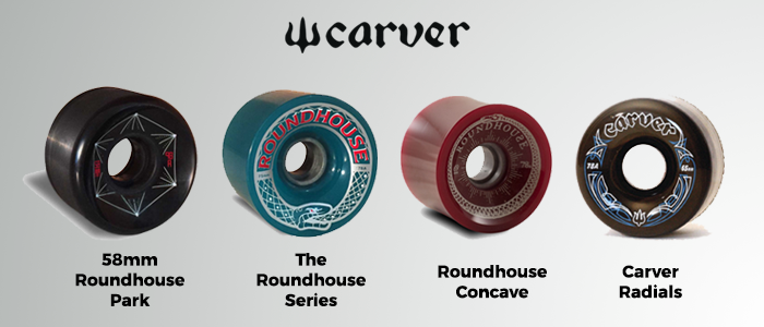 carver wheels