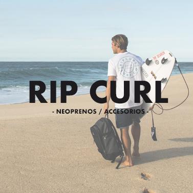 Rip curl neoprenos accesorios surf fundas tablas de surf