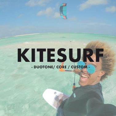 Kitesurf duotone kites strapless kiteboarding